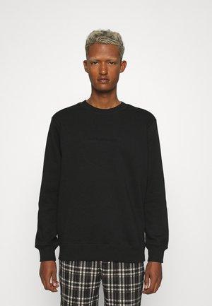 NEW STANDARD CREW - Sweatshirt - black