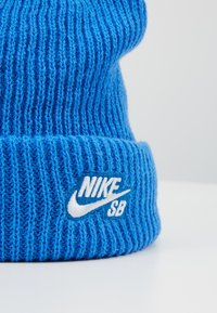 Nike SB - FISHERMAN - Mössa - pacific blue/white - 5