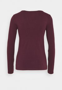 Anna Field - T-shirt à manches longues - dark red - 1