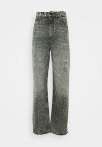 sandro - LONE - Slim fit jeans - anthracite - 0