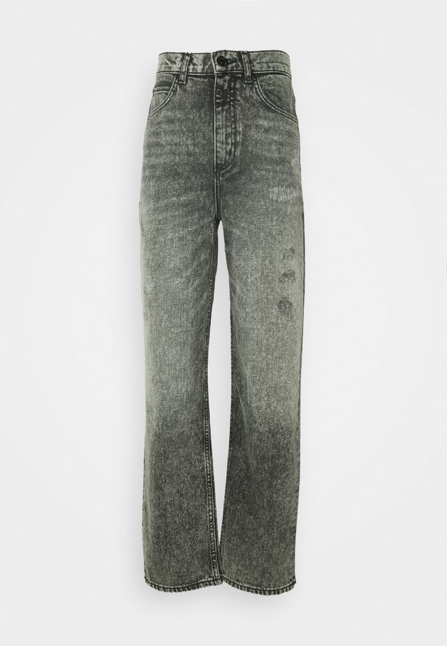 LONE - Jeans Slim Fit - anthracite
