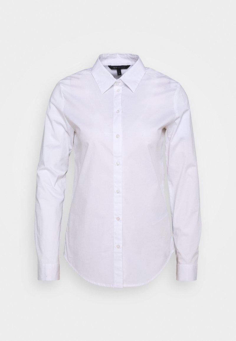 Armani Exchange - Blouse - optic white