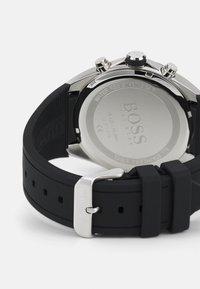 BOSS - DISTINCT - Chronograph watch - black - 1