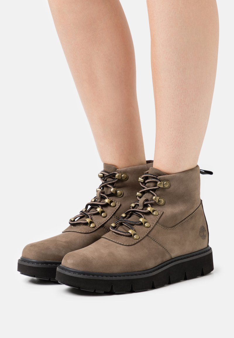 Timberland - RAYWOOD ALPINE HIKER - Lace-up ankle boots - dark green