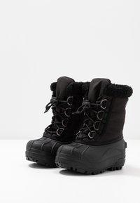 Sorel - CUMBERLAND - Snowboot/Winterstiefel - black - 3