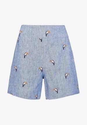 FLAMINGOS - Shorts - faux-uni tukane