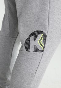 Kempa - CORE 2.0 MODERN PANTS - Tracksuit bottoms - dark grey melange - 5