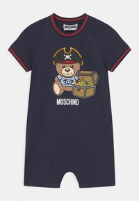 MOSCHINO - ADDITION - Overal - blue navy - 0
