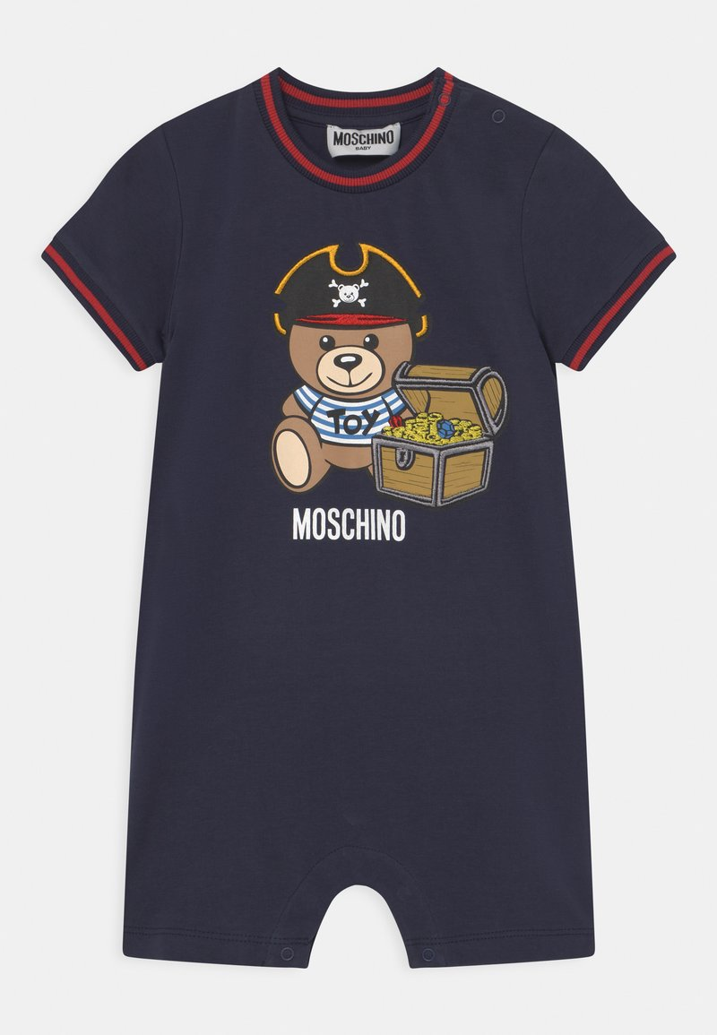 MOSCHINO - ADDITION - Overal - blue navy