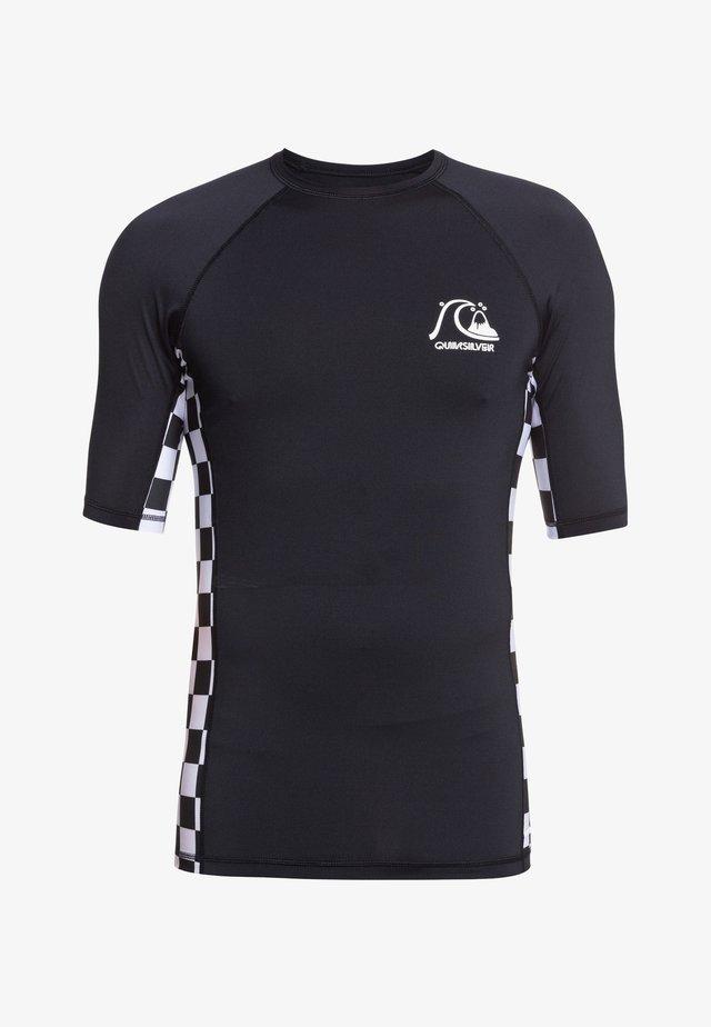 T-shirt de surf - black