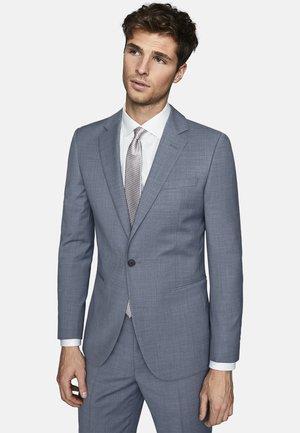 CLIMATE - Suit jacket - light blue