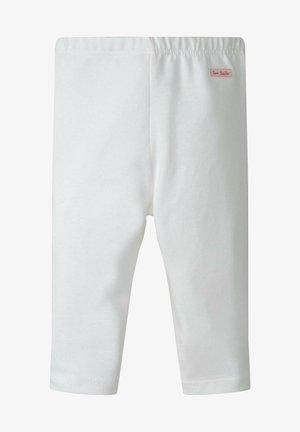 Leggings - Trousers - snow white white