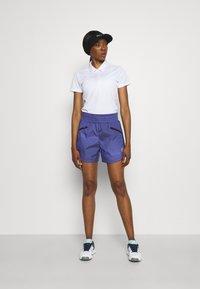 adidas Golf - PRIMEBLUE SHORT - Pantaloncini sportivi - semi night flash - 1