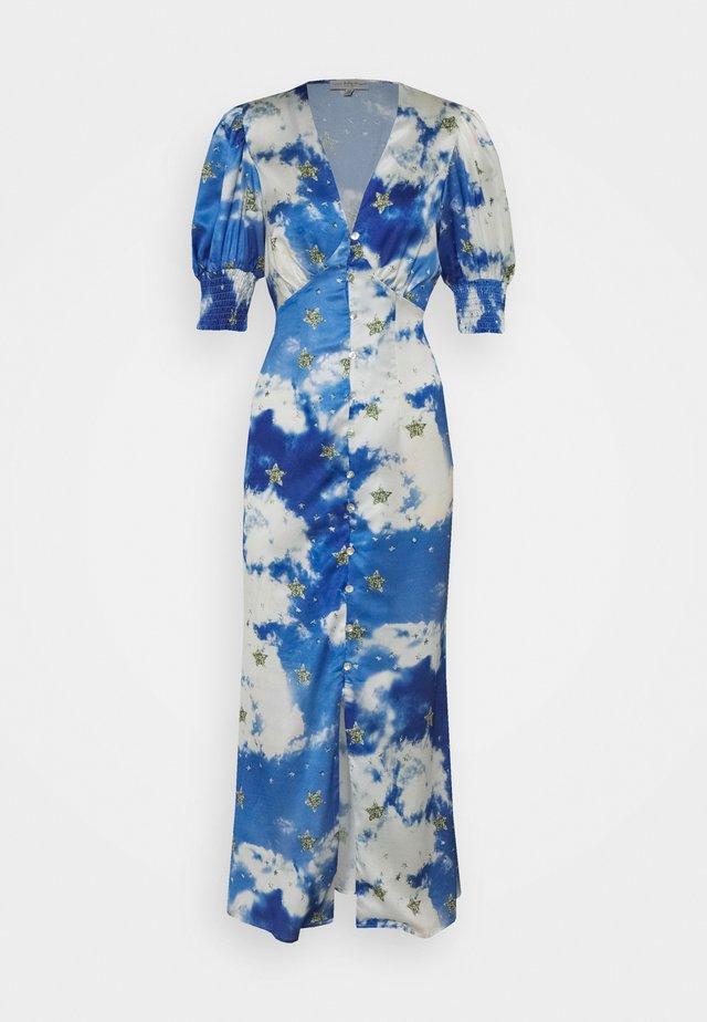 SKY AND STAR LINDOS DRESS - Korte jurk - blue
