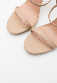 Call it Spring - ZAYWIEN - High heeled sandals - medium beige - 5