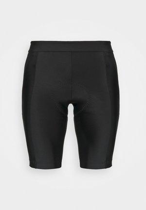 CHRONO SHORT - Collants - black