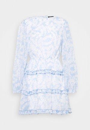SONJA DRESS - Denní šaty - blue