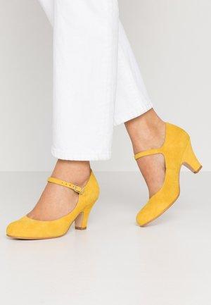 Classic heels - girasol