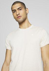 G-Star - LASH - Basic T-shirt - offwhite - 5