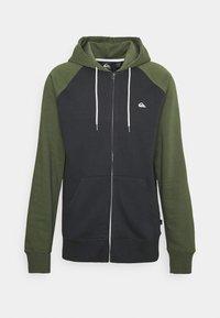 EVERYDAY ZIP - Zip-up sweatshirt - tarmac