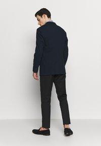 Calvin Klein Tailored - DOUBLE STRUCTURE - Blazer jacket - blue - 2