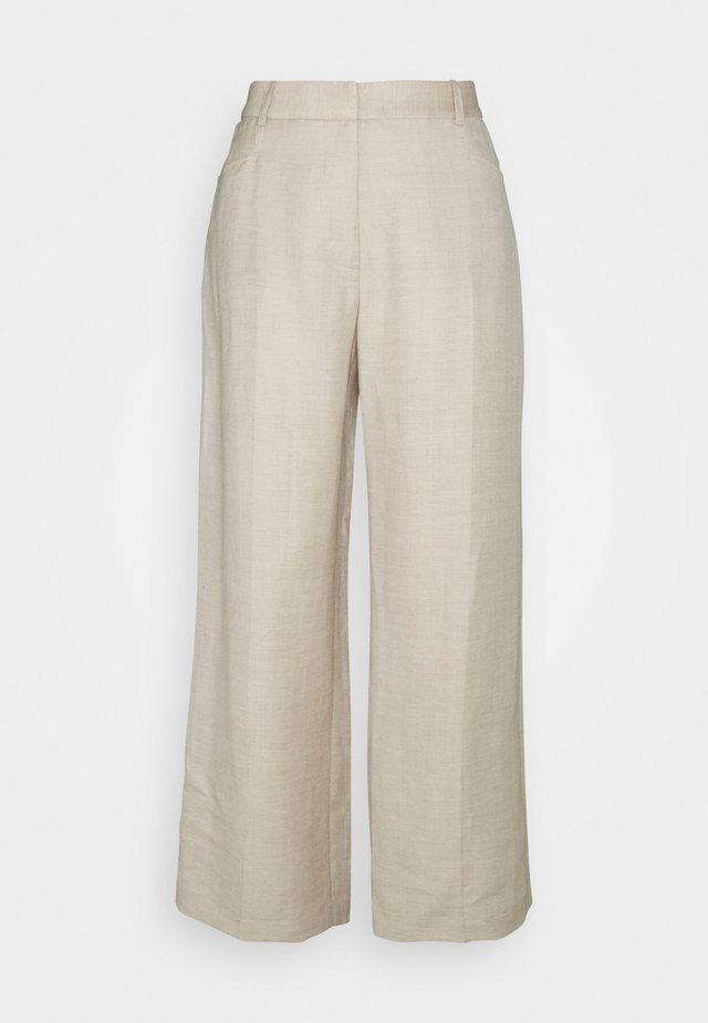 JUNO TROUSER - Pantalon classique - sand