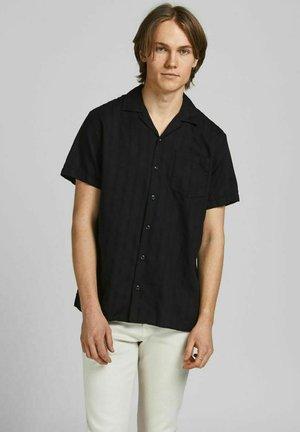 SHORT SLEEVE - Skjorter - black