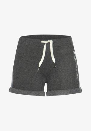 Sports shorts - anthrazit meliert