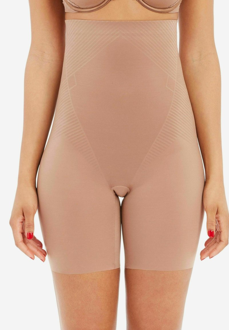 Spanx - HIGH WAIST THIGH - Shapewear - café au lait