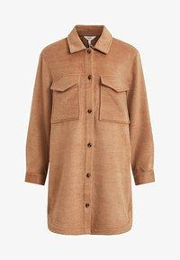 Object - Classic coat - chipmunk - 5