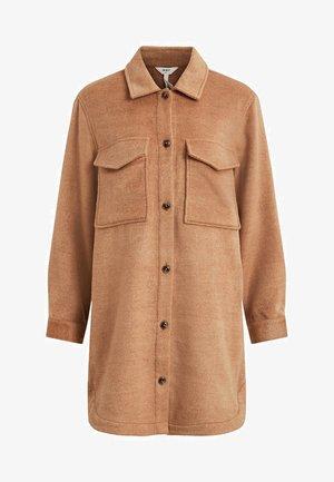 Classic coat - chipmunk