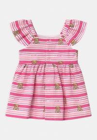 MOSCHINO - SET - Jersey dress - pink - 1