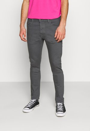 D-LUSTER - Slim fit jeans - grey denim