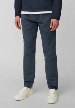 MODELL STIG - Chinos - total eclipse