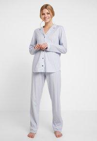 Calida - SWEET DREAMS SET - Pyjamas - peacoat blue - 0