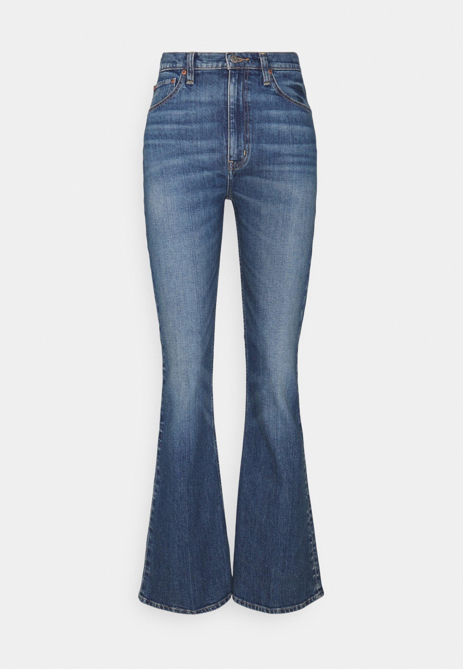 Women SASHA - Flared Jeans
