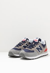 New Balance - 574 - Sneakers basse - marblehead pigment (ML574EAD) - 4