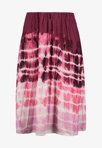 Studio Untold - BATIK - A-line skirt - hell-pink - 2
