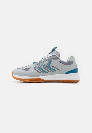 REACH LX JR UNISEX - Handball shoes - gray violet