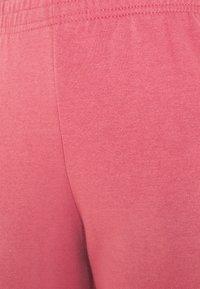 New Look - CUFFED - Pantaloni sportivi - mid pink - 2