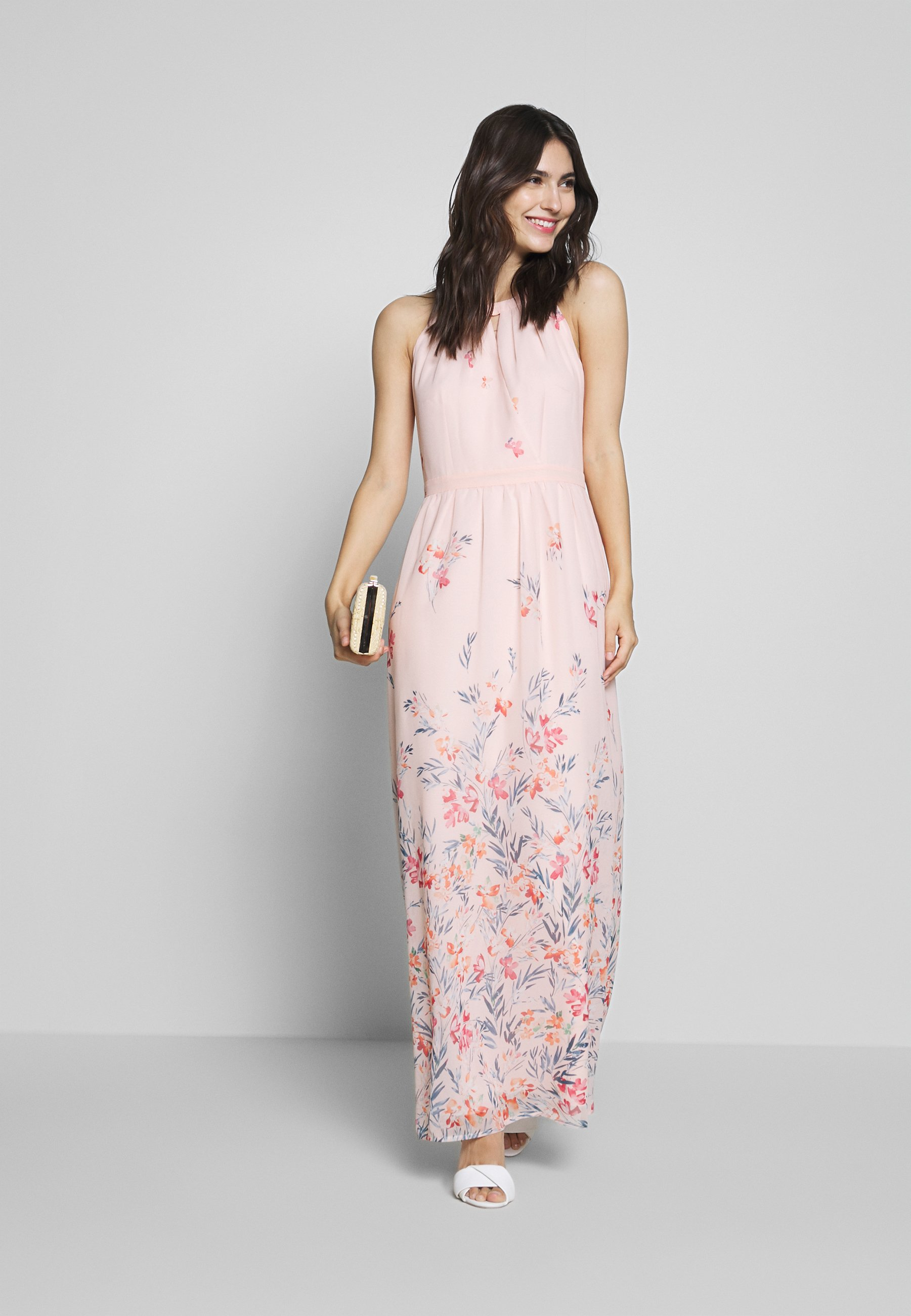 Esprit Collection FLUENT GEORGE - Maxi dress - pastel pink