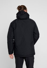 adidas Performance - XPLORIC 3-STRIPES WINTER JACKET - Talvitakki - black - 2