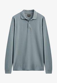 Massimo Dutti - Polo shirt - dark grey - 2