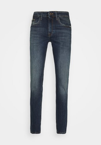 MILANO - Jeans Tapered Fit - mike blue
