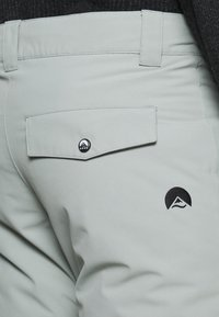 OOSC - FRESH POW PANT - Snow pants - grey - 5