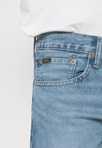 Polo Ralph Lauren - SULLIVAN SLIM FADED JEAN - Jean bootcut - liem wash - 5