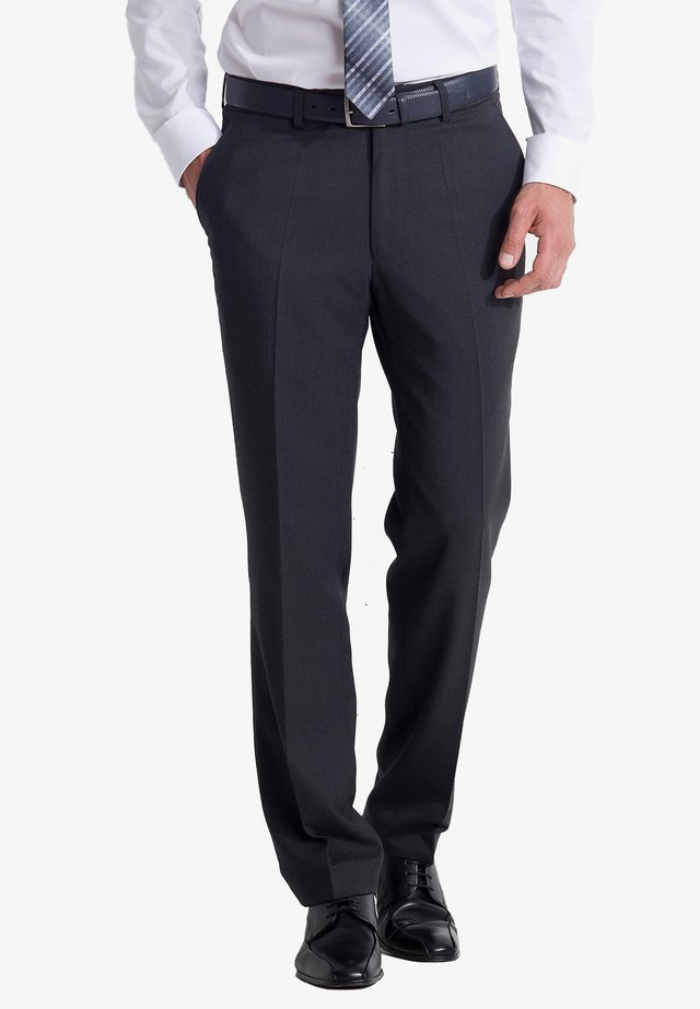 STYLE 29 - Suit trousers - anthrazit