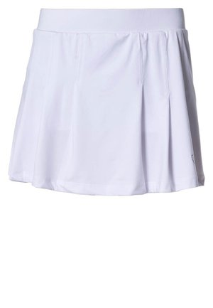 SKORT FANCY - Rokken - white