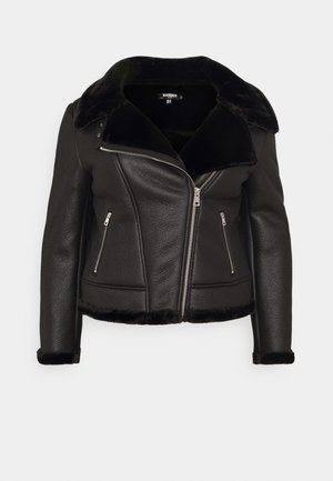 AVIATOR - Winter jacket - black