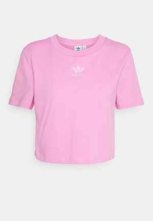 CROPPED TEE - Camiseta básica - bliss orchid